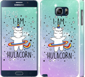 Чехол на Samsung Galaxy Note 5 N920C Im hulacorn