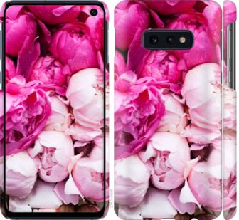 Чехол на Samsung Galaxy S10e Розовые пионы
