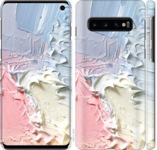 Чехол на Samsung Galaxy S10 Пастель