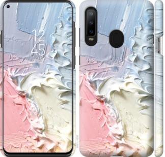 Чехол на Samsung Galaxy A8S Пастель