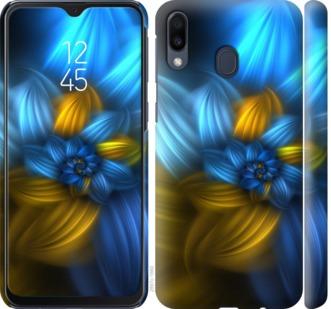 Чехол на Samsung Galaxy M20 Узор 46