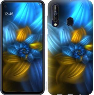 Чехол на Samsung Galaxy A60 2019 A606F Узор 46