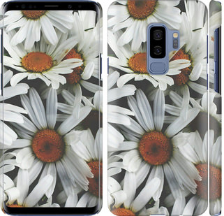 Чехол на Samsung Galaxy S9 Plus Ромашки v2