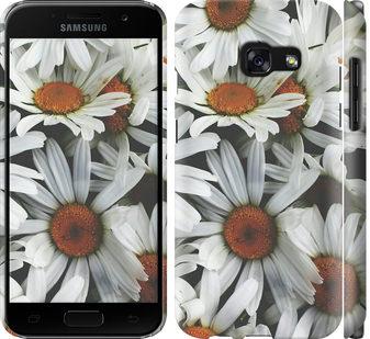 Чехол на Samsung Galaxy A3 (2017) Ромашки v2