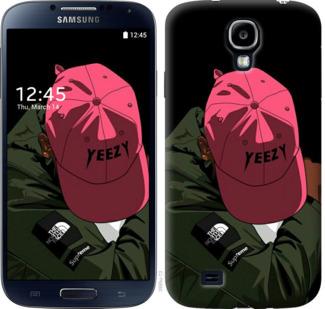 Чехол на Samsung Galaxy S4 i9500 logo de yeezy