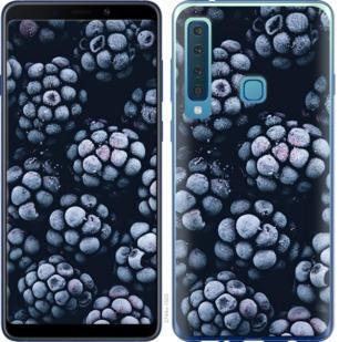 Чехол на Samsung Galaxy A9 (2018) Морозная ежевика