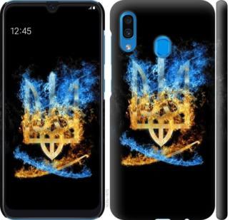 Чехол на Samsung Galaxy A20 2019 A205F Герб