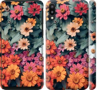 Чехол на Samsung Galaxy M10 Beauty flowers