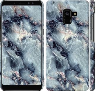 Чехол на Samsung Galaxy A8 Plus 2018 A730F Мрамор