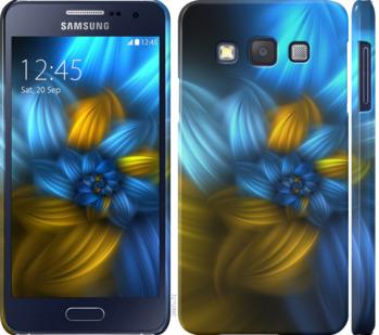 Чехол на Samsung Galaxy A3 A300H Узор 46