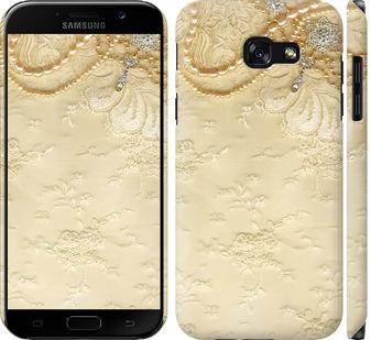 Чехол на Samsung Galaxy A5 (2017) Кружевной орнамент