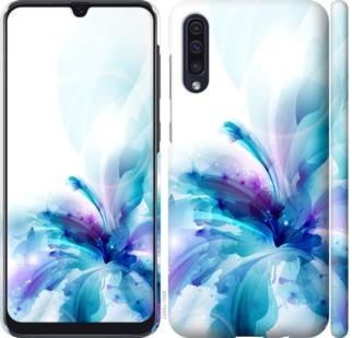 Чехол на Samsung Galaxy A50 2019 A505F цветок