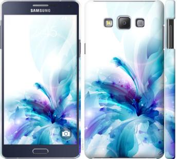 Чехол на Samsung Galaxy A7 A700H цветок