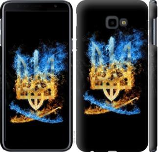 Чехол на Samsung Galaxy J4 Plus 2018 Герб