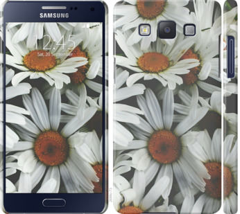 Чехол на Samsung Galaxy A5 A500H Ромашки v2