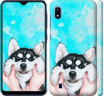 Чехол на Samsung Galaxy A10 2019 A105F Улыбнись