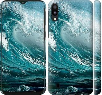 Чехол на Samsung Galaxy M10 Морская волна