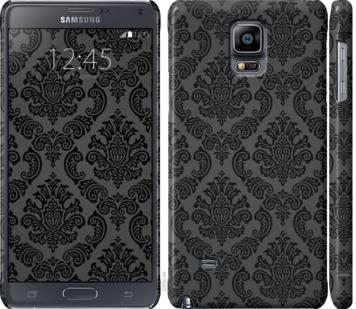 Чехол на Samsung Galaxy Note 4 N910H Винтажный узор