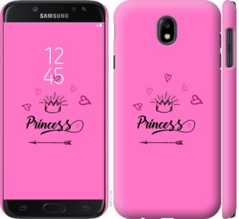 Чехол на Samsung Galaxy J7 J730 (2017) Princess