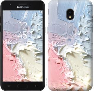 Чехол на Samsung Galaxy J7 2018 Пастель