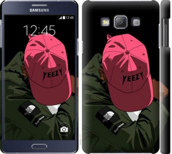 Чехол на Samsung Galaxy A7 A700H logo de yeezy