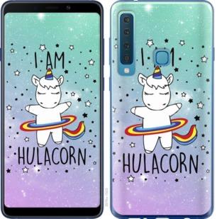 Чехол на Samsung Galaxy A9 (2018) Im hulacorn