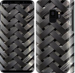 Чехол на Samsung Galaxy S9 Металлические фоны