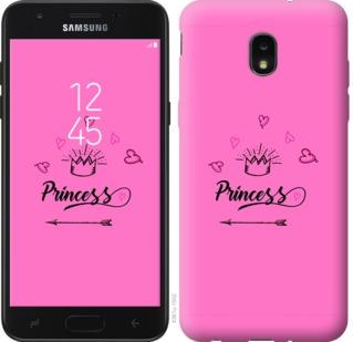 Чехол на Samsung Galaxy J7 2018 Princess