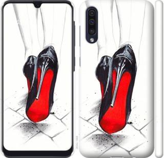 Чехол на Samsung Galaxy A50 2019 A505F Devil Wears Louboutin