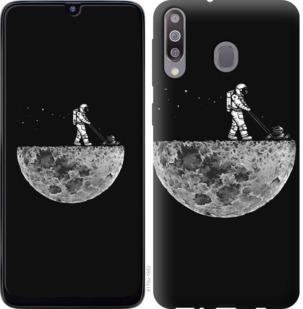 Чехол на Samsung Galaxy M30 Moon in dark