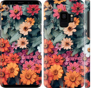 Чехол на Samsung Galaxy S9 Beauty flowers