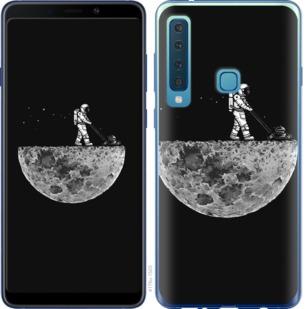 Чехол на Samsung Galaxy A9 (2018) Moon in dark