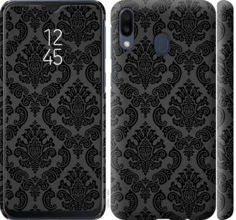 Чехол на Samsung Galaxy M20 Винтажный узор
