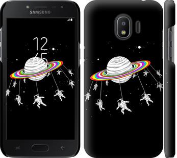 Чехол на Samsung Galaxy J2 2018 Лунная карусель