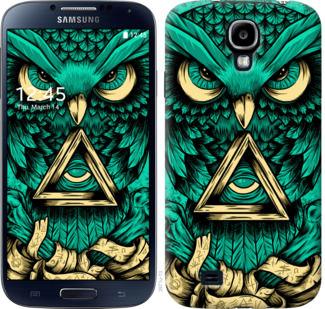 Чехол на Samsung Galaxy S4 i9500 Сова Арт-тату