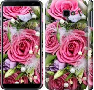 Чехол на Samsung Galaxy J4 Plus 2018 Нежность