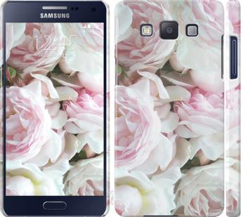 Чехол на Samsung Galaxy A5 A500H Пионы v2