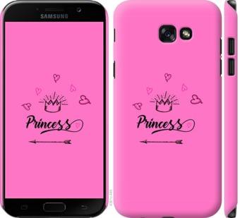 Чехол на Samsung Galaxy A7 (2017) Princess