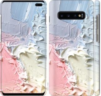 Чехол на Samsung Galaxy S10 Plus Пастель