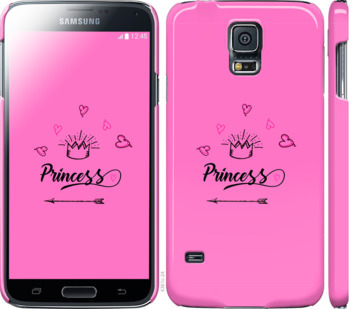Чехол на Samsung Galaxy S5 g900h Princess