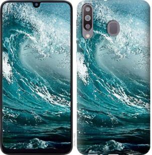 Чехол на Samsung Galaxy M30 Морская волна