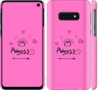 Чехол на Samsung Galaxy S10e Princess