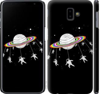 Чехол на Samsung Galaxy J6 Plus 2018 Лунная карусель