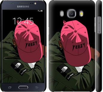 Чехол на Samsung Galaxy J5 (2016) J510H logo de yeezy