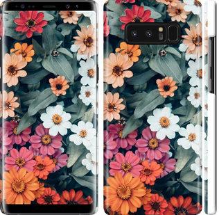 Чехол на Samsung Galaxy Note 8 Beauty flowers