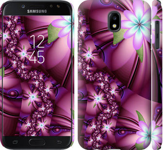 Чехол на Samsung Galaxy J5 J530 (2017) Цветочная мозаика