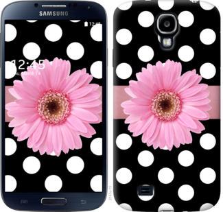 Чехол на Samsung Galaxy S4 i9500 Горошек 2