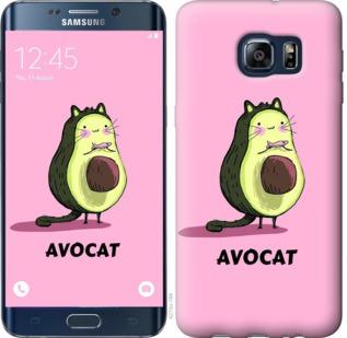 Чехол на Samsung Galaxy S6 Edge Plus G928 Avocat