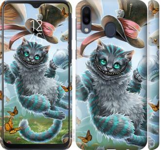 Чехол на Samsung Galaxy M20 Чеширский кот 2