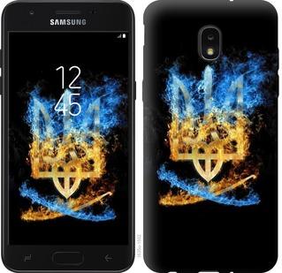 Чехол на Samsung Galaxy J7 2018 Герб